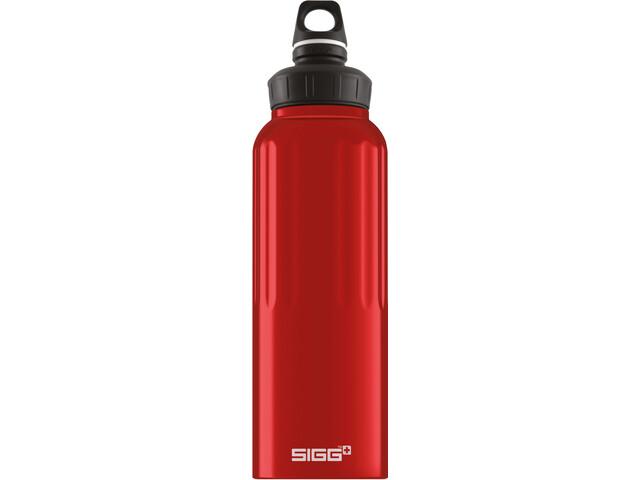 Sigg WMB Traveller Bidón 1,5L, red